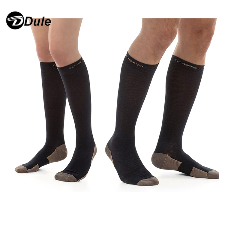 DL-I-1562 copper socks copper yarn socks antibacterial copper socks