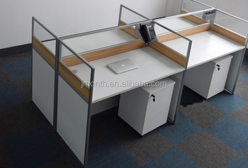 Office Furniture Counter Workstation Layout