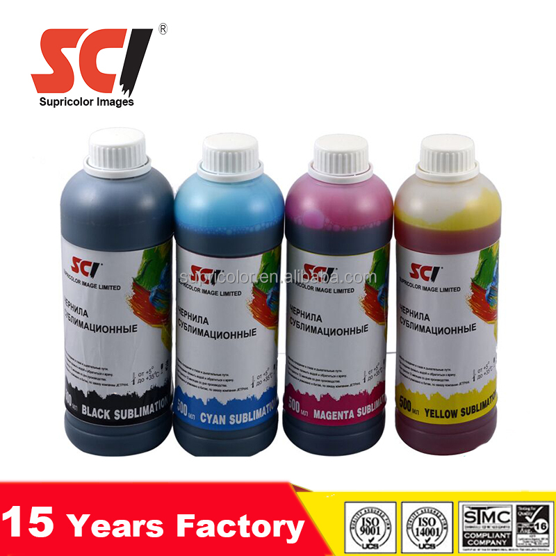 Factory direct wholesale compatible Epson sublimation ink dx7