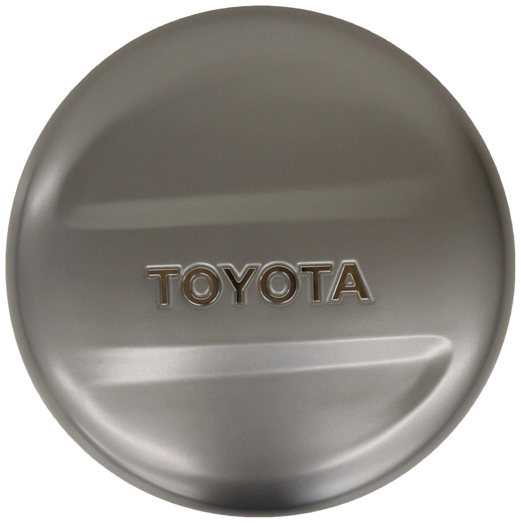 TOYOTA Genuine 64771-52070 Spare Wheel Cover