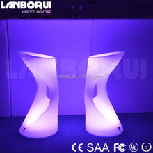 led bar stool chair for Lady