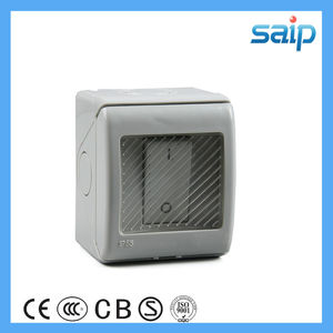 Waterproof Electrical Rotary Switch (SKW-1GBS)