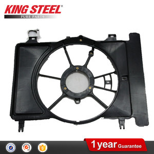 AUTO RADIATOR FAN FOR TOYOTA YARIS NCP9# 1NZFE 2005 16711-21110