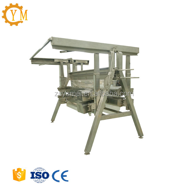 Automatic chicken plucking machine/halal poultry Slaughter equipment/chicken plucking machine