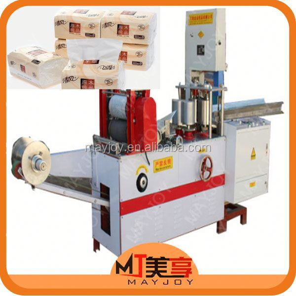 High Effciency and Energy Saving Napkins packaging machine (skype: mayjoy46)