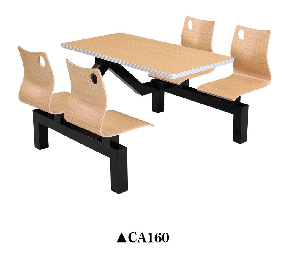 Modern malaysian wood philippine dining table and chair sets CA109