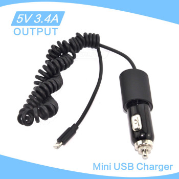 Usb Charger Cable Poe Adapter 5v 3a Usb Car Charger