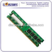 4GB(2x2GB) DDR3-1066MHz PC3-8500 Non-ECC Unbuffered 240 pin Desktop Memory(RAM)