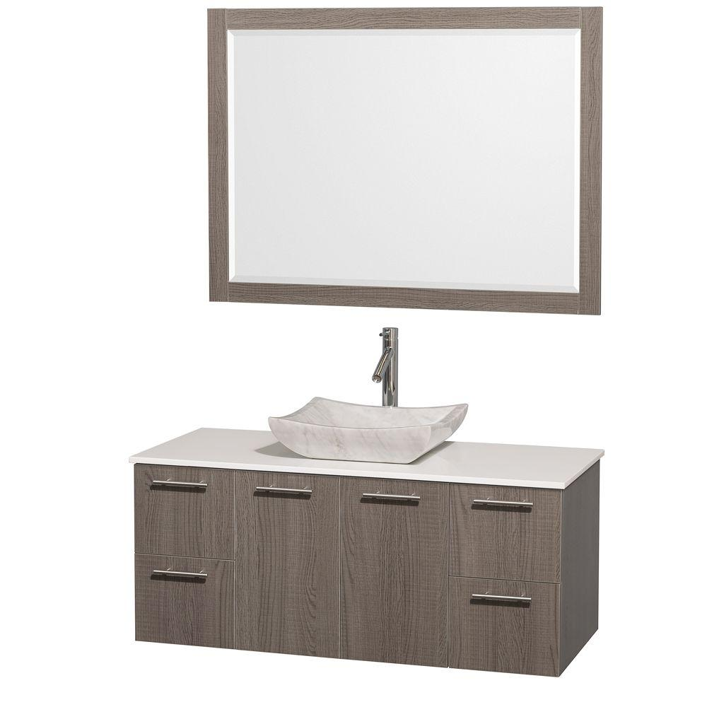 Curved Bathroom Vanity, Curved Bathroom Vanity Suppliers And Manufacturers  At Alibaba.com