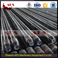 Oil and Gas API 5DP Drill Pipe for sale/G105, S135 steel drill pipe in oilfield for oil drilling