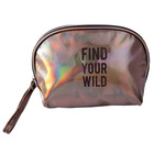 Ginzeal Wholesale Cheap Most Popular Hard Case PVC Cosmetic Bag