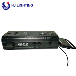 Wholesale LED stage lighting 1200w hmi follow spot light