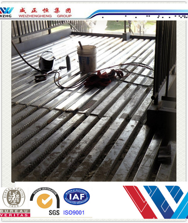 Galvanized Corrugated Steel Sheet Roofing Decking