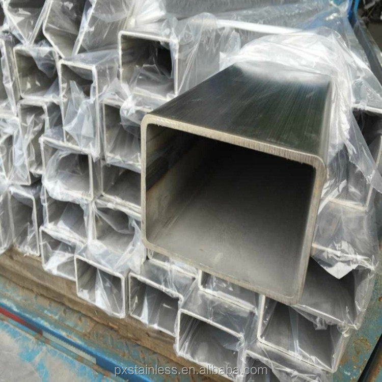 Hot Sale 201 Stainless Steel Rectangular Pipe