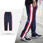 X82425B cheap price mens sweat joggers track pants male sexy sport trousers