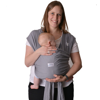 d0ee4ca5da0 Organic Cotton Baby Wrap Sling Carrier All-in-1 Stretchy Baby Sling Wraps  Soft