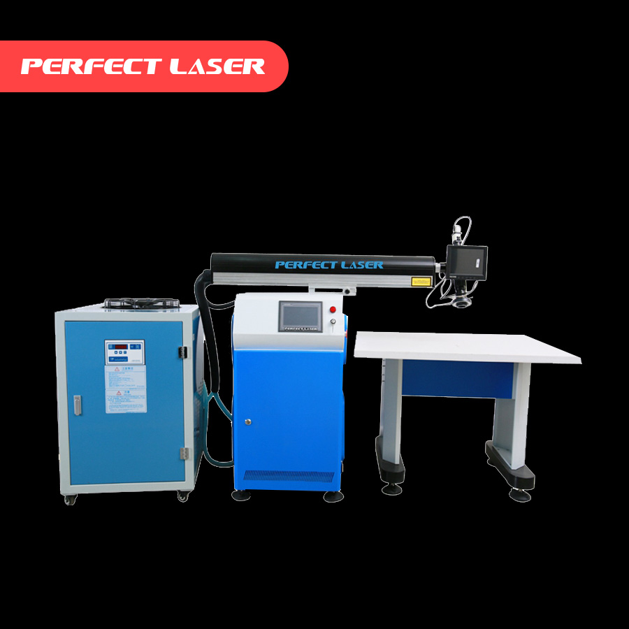 Manufactory price AD words/Channel letter laser welding/soldering machine for sale