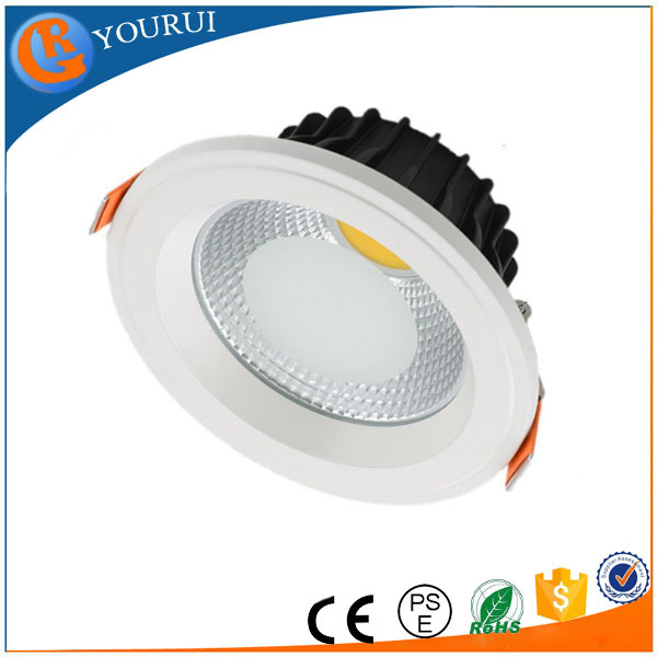 40 w led downlight 230 v 15 w 20 w cocina trimless llevó el panel downlight