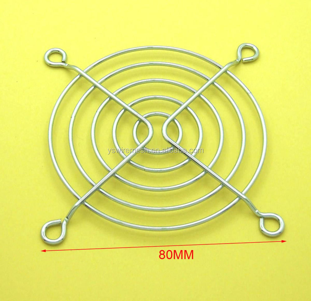 120mm for AC/DC Cooling Fan Metal Fan Guard/Grill