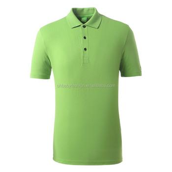 Coton naturel tissu polo shirts pour homme pas cher coton peigné polos    fiber de bambou dc17af360d16