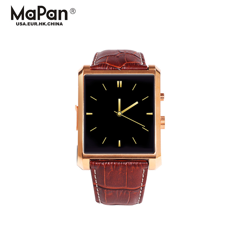 android smart watch in wrist watches with fm radio, slider talking