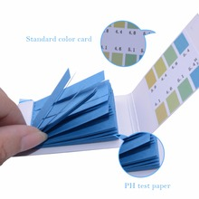 High Quality Universal Ph Test Paper / Strips TPH02105