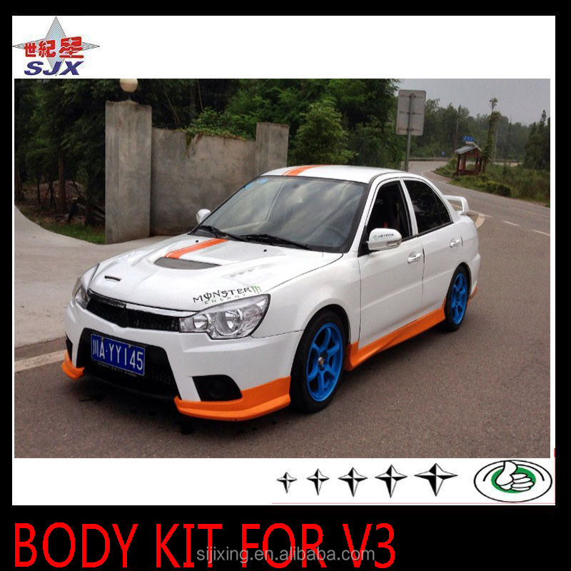 CAR BODY KIT FOR SOUTHEAST V3