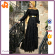 custom make your own black long muslim abaya turkey,lace abaya designs in China