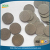 High quality washable metal sintered mesh gas and liquid disc filter