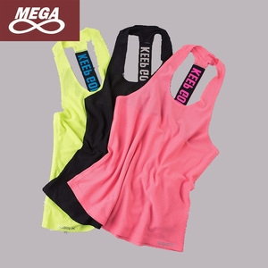 Women Yoga Custom Logo Tank Tops Gym Sport Vest
