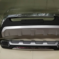 Fortuner Front bumper Body kit front bumper rear bumper accessories for 2016 NEW Fortuner accessories