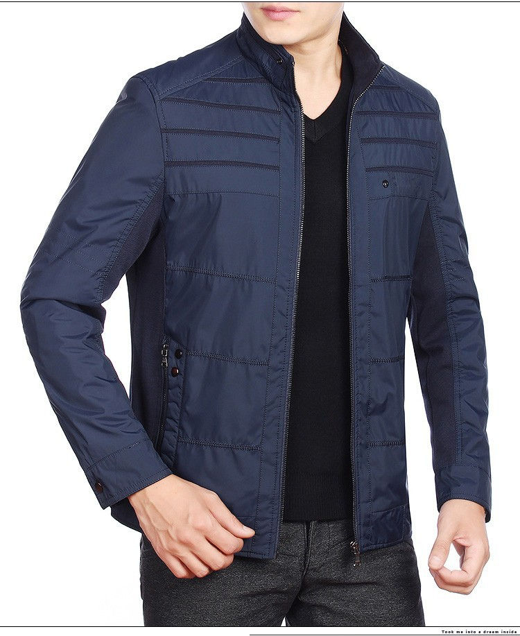 Haohoo Own Brand Men Winter Jacket Clothes For Man
