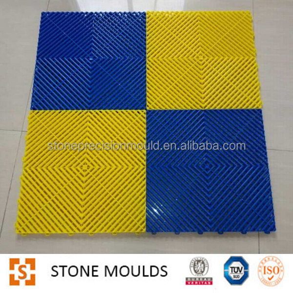 SMC/BMC Polymer Plastic Grating Product