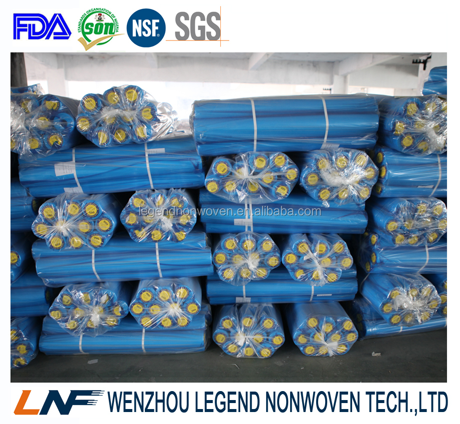 100% polyester nonwoven interlining used for tailoring material for Senegal market 1035HF