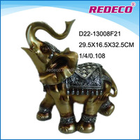 Polyresin african ainimal elephant figurines
