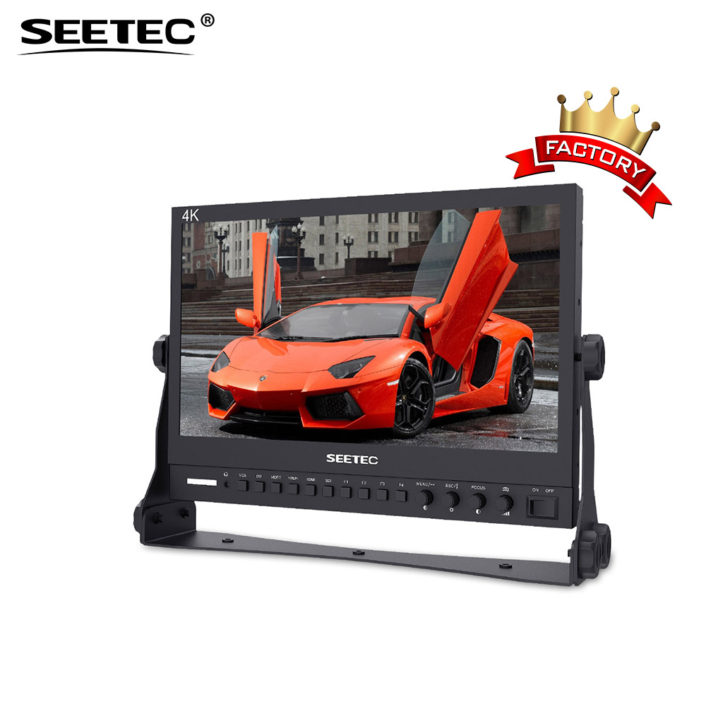 SEETEC 13 inch lcd with 400cd/m high brightness 1920x1080 hdmi sdi monitor фото