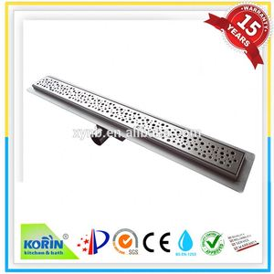 Wholesale china products shower channel drain