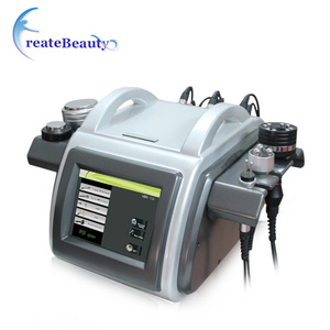 5 in 1 best cheap ultrasound cavitation slimming machine with best effect RU+5