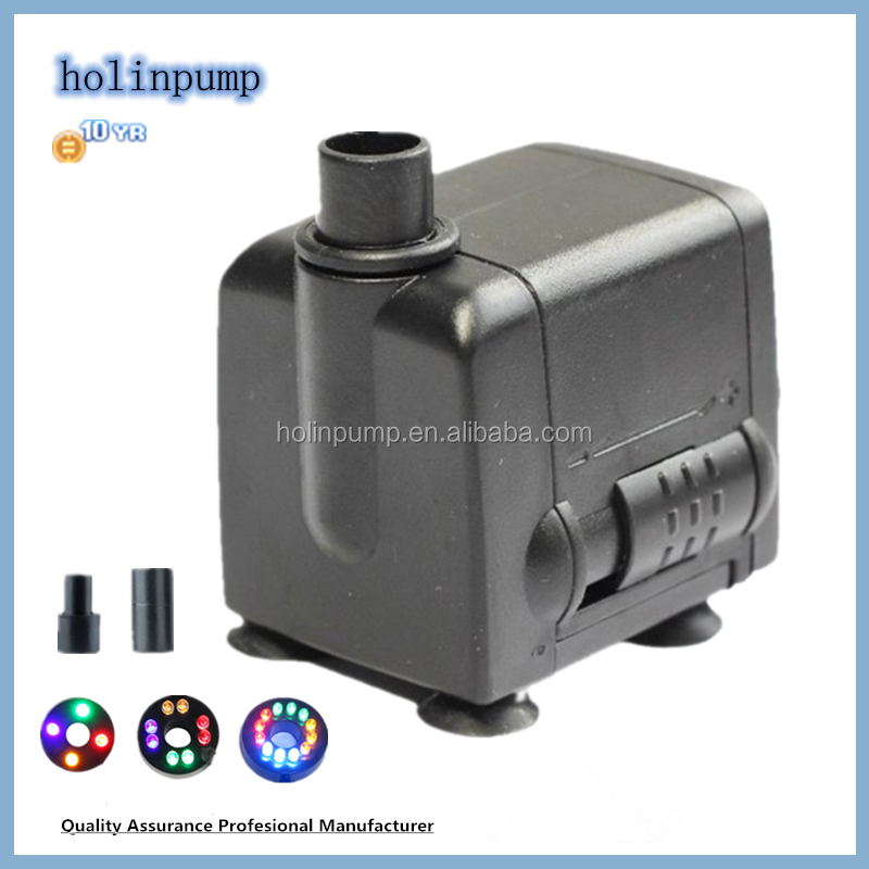 small tabletop fountain pump HL-450