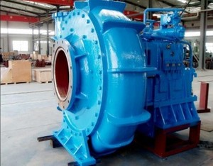 Heavy duty sludge marine pump and sand dredging pump factory