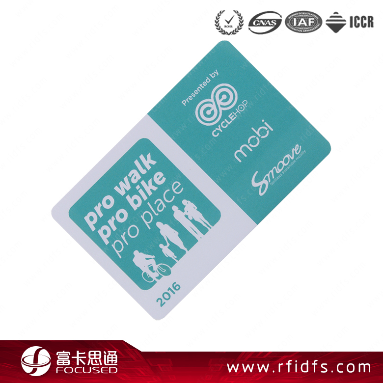 Wholesale Price EM4200 / TK4100 Chip Read Only Smart Thin Mango Proximity RFID 125khz Card