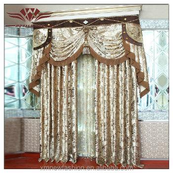 Decorative Window Panels Medina Ikat Grommet Top Curtain