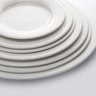 Chinaware Dinner Plate Hotel, Hotel Quality Ceramic Plate, Wholesale Dinnerware Bulk White Ceramic Dinner Plates*