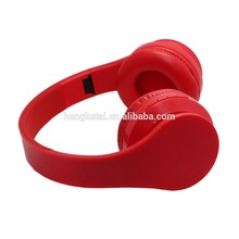 China cheap the ear bluetooth headphones best tf card wireless headphone luggage accessories