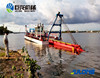 Hydraulic separable sand dredging machine/ boat/ vessel/ ship/ barge/ equipment for sale