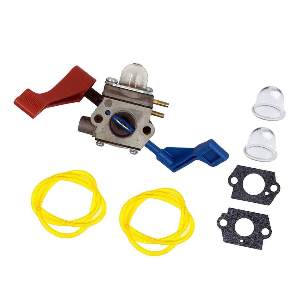 MagiDeal Carburetor Repower Kit For Poulan FL1500 FL1500LE Leaf Blower C1U-W12B