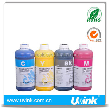 UVINK brand high temperature press heat transfer ink for epson