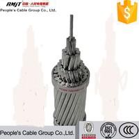 ASTM B232 DIN 48204 BS215-2 Standard Types Of ACSR Conductors