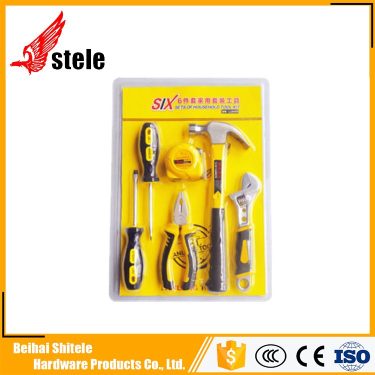 Best price excellent quality torch light mini hand tool set