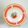 porcelain dinner plate/cheap porcelain soup dish for iraq